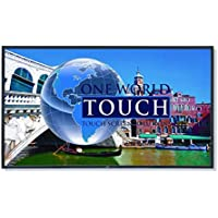 One World Touch - LM-4218-39 - 42 Wide LED Backlit Touch Display, DST, USB, 3 Yr Depot Warranty