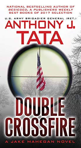 Double Crossfire (A Jake Mahegan Thriller Book 6)