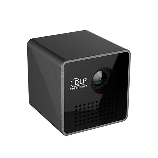 WANGOFUN Mini proyector de Video, proyector de películas de Alta ...