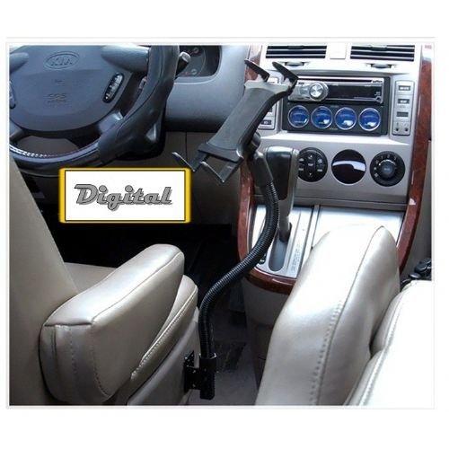 robust seat bolt tablet car mount vehicle swivel cradle mount import it all. Black Bedroom Furniture Sets. Home Design Ideas