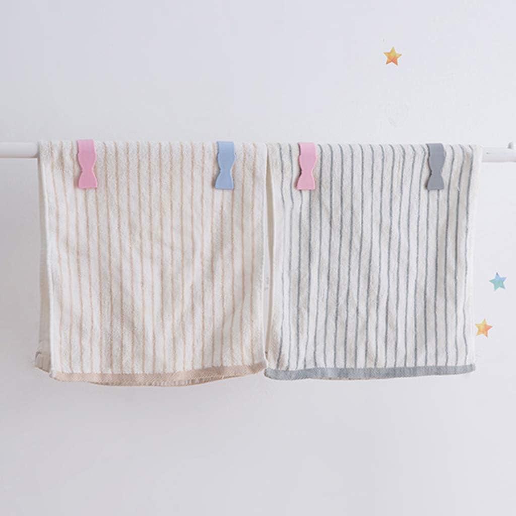 Haptian 8pcs Couette Couette couvertures Attache Clip Anti-Glissement Couverture de lit Housse de Couette fixateur
