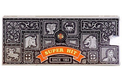 Nag Champa Superhit 100 Gram Box