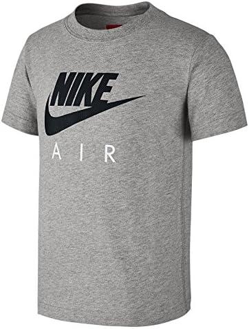 Nike hombres YA SS GFX TOP, gris, XL: Amazon.es: Ropa y accesorios