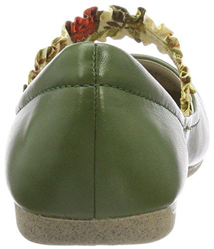 punta Verde verde Josef Tacco Seibel Chiuso 01 Elsa Di Donne qFvw0