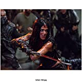 #9: The 100 Marie Avgeropoulos as Octavia Blake Looking Bloodied and Intense 8 x 10 Inch Photo