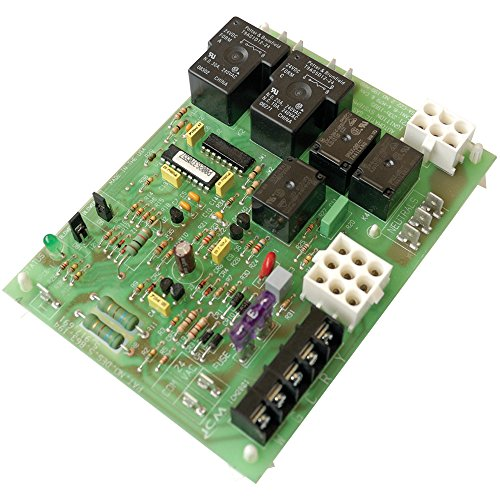 ICM Controls ICM2801 Furnace Control Replacement for York/Evcon 7990-319P Control Boards (York Furnace)