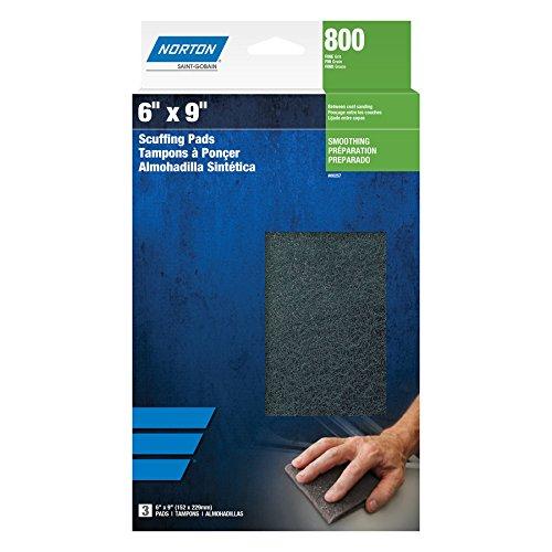 Norton 07660700257 Abrasive, 3 Pack