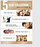 Best of Warner Bros. 5 Film Collection Best Pictures ( The Departed / Driving Miss Daisy / One Flew Over the Cuckoo's Nest / Mrs. Miniveran / An American in Paris )