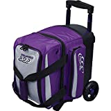 Best COLUMBIA Bowling Bags - Columbia 300 Bags Icon Single Roller (Purple) Review