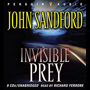 Invisible Prey Audiobook