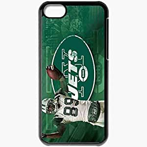 Personalized For HTC One M7 Case Cover Cell phone Skin14 new york giants Black