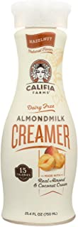 product image for Califia Farms (NOT A CASE) Hazelnut Almondmilk Creamer