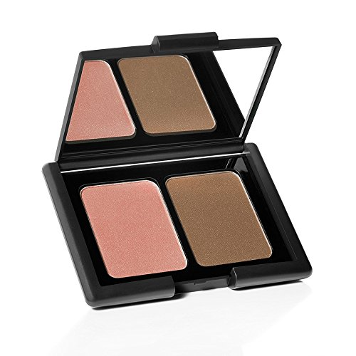 (3 Pack) e.l.f. Studio Contouring Blush & Bronzing Powder - St. Lucia free shipping