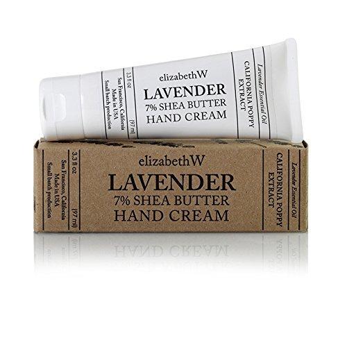 (Elizabeth W 7% Shea Butter Hand Cream (Lavender))