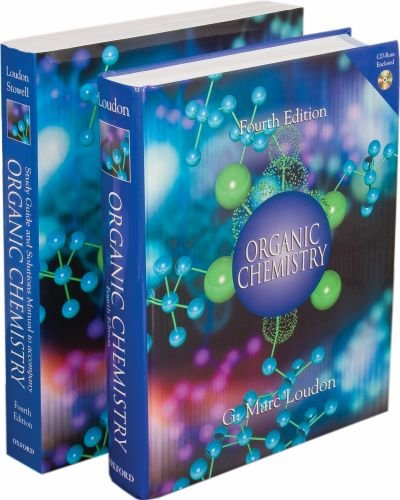 Organic Chemistry: includes Study Guide/Solutions Manual