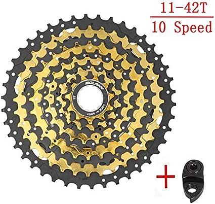 Mountainbike Kettenrad 8//9//10//11 Freilauf Kassetten Zahnradgetriebe 11//12//13T