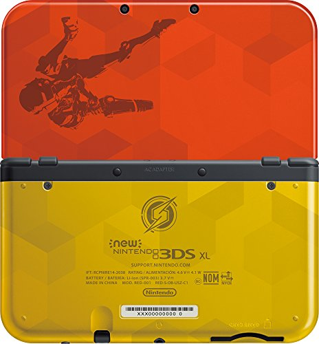 Nintendo New 3DS XL - Samus Edition [Discontinued]