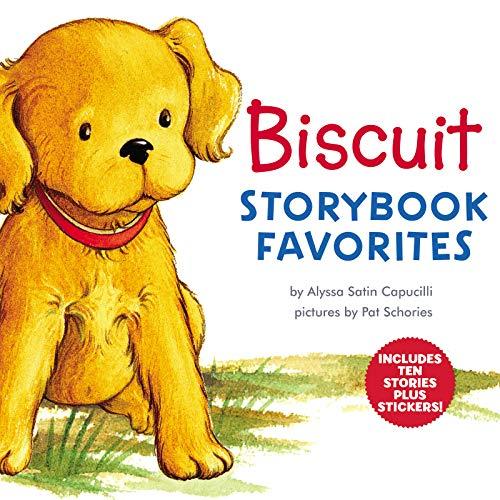 Biscuit Storybook Favorites: Includes 10 Stories Plus Stickers! (Biscuit Storybook)