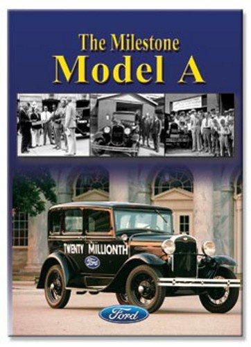 Read Online TERRIFIC & HISTORIC MODEL A FORD DVD - 20 MILLIONTH CAR ON COAST-TO-COAST TOUR pdf