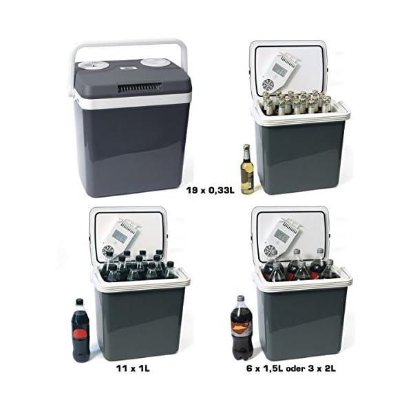 Dino KRAFTPAKET 13100Elektrische Kühlbox Thermoelektrische Thermobox