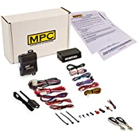MPC Complete 1-Button Remote Start Kit for Select GM Vehicles � Chevy Traverse [2009-2014], GMC Acadia [2007-2014], Pontiac G8 [2008-2009], Saturn Outlook [2007-2014]