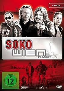 SOKO Wien - Staffel 5 [Alemania] [DVD]
