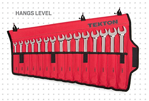 TEKTON 90192 Combination Wrench Set With Roll-Up Storage Pouch, 30 Piece by TEKTON (Image #7)