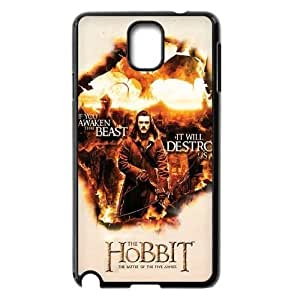 Custom Hard Plastic Back Case Cover for Samsung Galaxy Note 3 N9000 with Unique Design The Hobbit