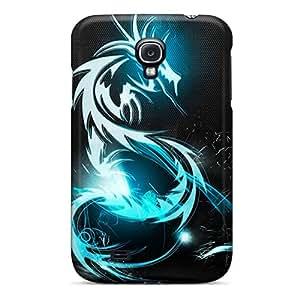 Excellent Design Dragon Phone Case For Galaxy S4 Premium Tpu Case