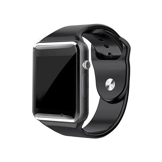 Amazon.com: SHENGMO Wearable devices A1 Smart Watch men ...