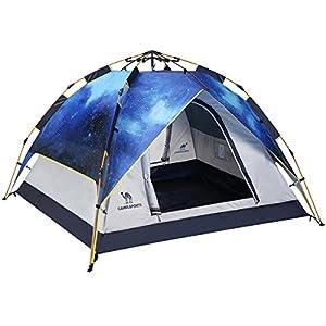 CAMEL テント ワンタッチテント フルクローズ ドームテント 折りたたみ キャンプテント設営簡単