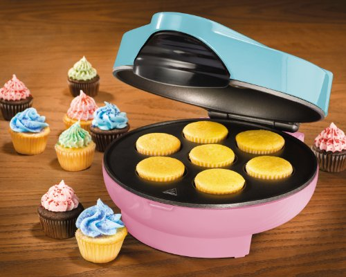 082677004802 - Nostalgia Electrics CKM100 Electric Cupcake Maker carousel main 1