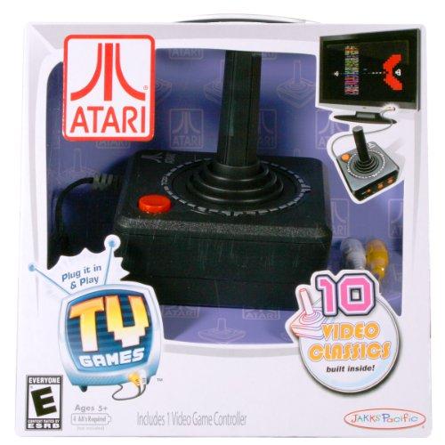 TV Games Atari