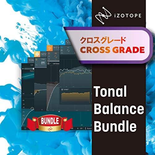 iZotope アイゾトープ プラグイン Tonal Balance Bundle: CRG from any iZotope product