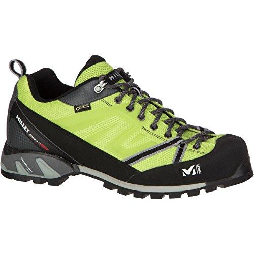 Millet Trident Gtx, Zapatos de Low Rise Senderismo para Hombre Acid Green
