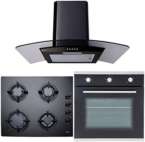 SIA CPL61BLGHG602BLSO101 sets de electrodoméstico de cocina - Sets de electrodomésticos de cocina: Amazon.es: Hogar