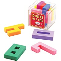 Popular Playthings Digits in a Box Stacking Game