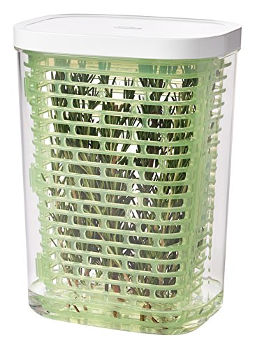 (OXO Good Grips GreenSaver Herb Keeper- Large (2.8)