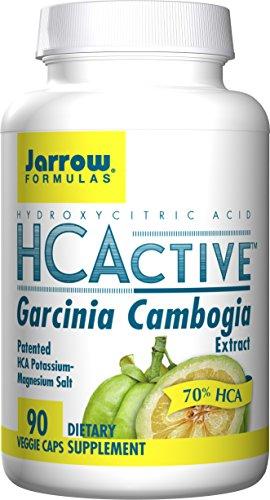 Jarrow Formulas Hcactive Garcinia Cambogia Veggie Caps