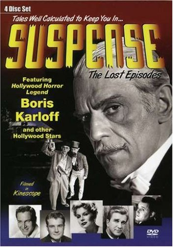 Tales Well Calculated to Keep You in... Suspense: The Lost Episodes - Collection 1