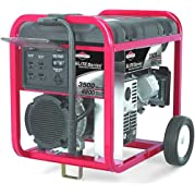 Briggs & Stratton Elite Series 4,800 Watt 6.5 HP OHV Gas Powered Portable Generator 030348