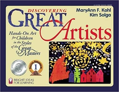 Discovering Great Artists (Pb)