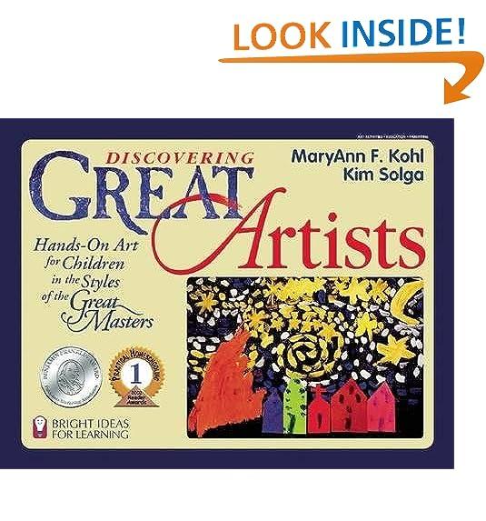Art Curriculum Amazon