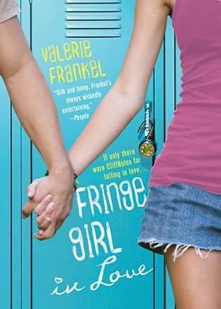 book cover of Fringe Girl in Love