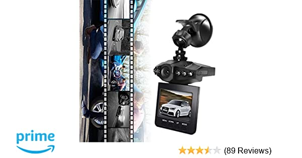 eBoTrade Dirct Dash Cam, Car Camera, 2 5