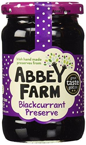 Abbey Farm Preserve, Blackcurrant, 12 -