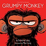 Book cover from Grumpy Monkey by Suzanne Lang