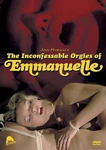 The Inconfessable Orgies of Emmanuelle [Import]
