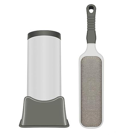 SeNDOH - Cepillo Limpiador de Pelo para Mascotas con Pelusas ...
