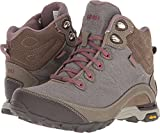 Ahnu Women's W Sugarpine II Waterproof Hiking Boot, Walnut, 8 Medium US